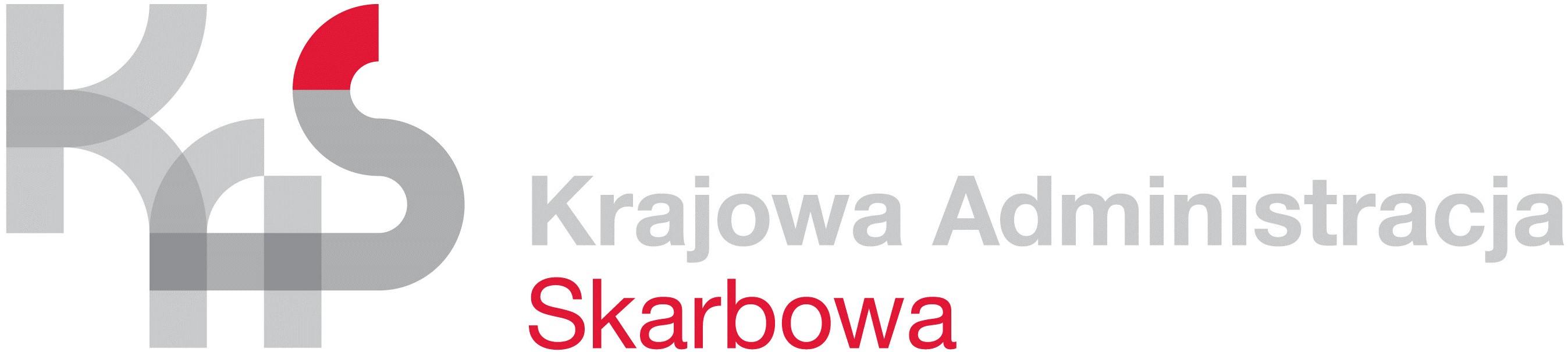 logo Krajowej Administracji Skarbowej